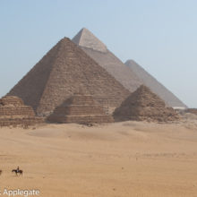 The Nine Pyramids of Giza?